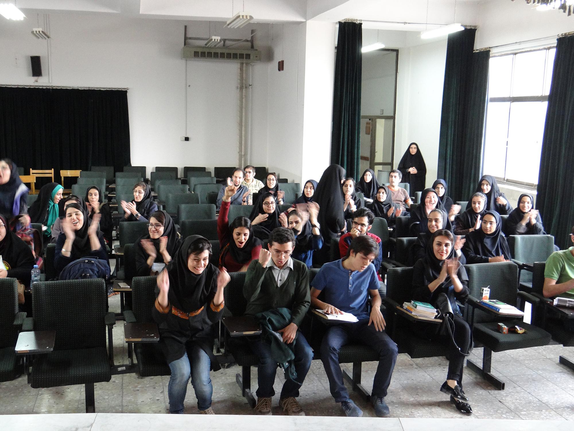 چهارمین دوره مسابقات مناظره دانشجویان - مرحله منطقه ای (3)