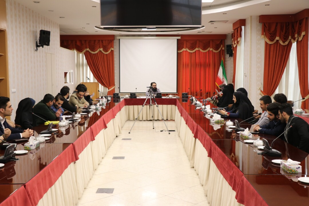 جلسه توجیهی مرحله استانی هشتمین دوره مسابقات مناظره دانشجویان