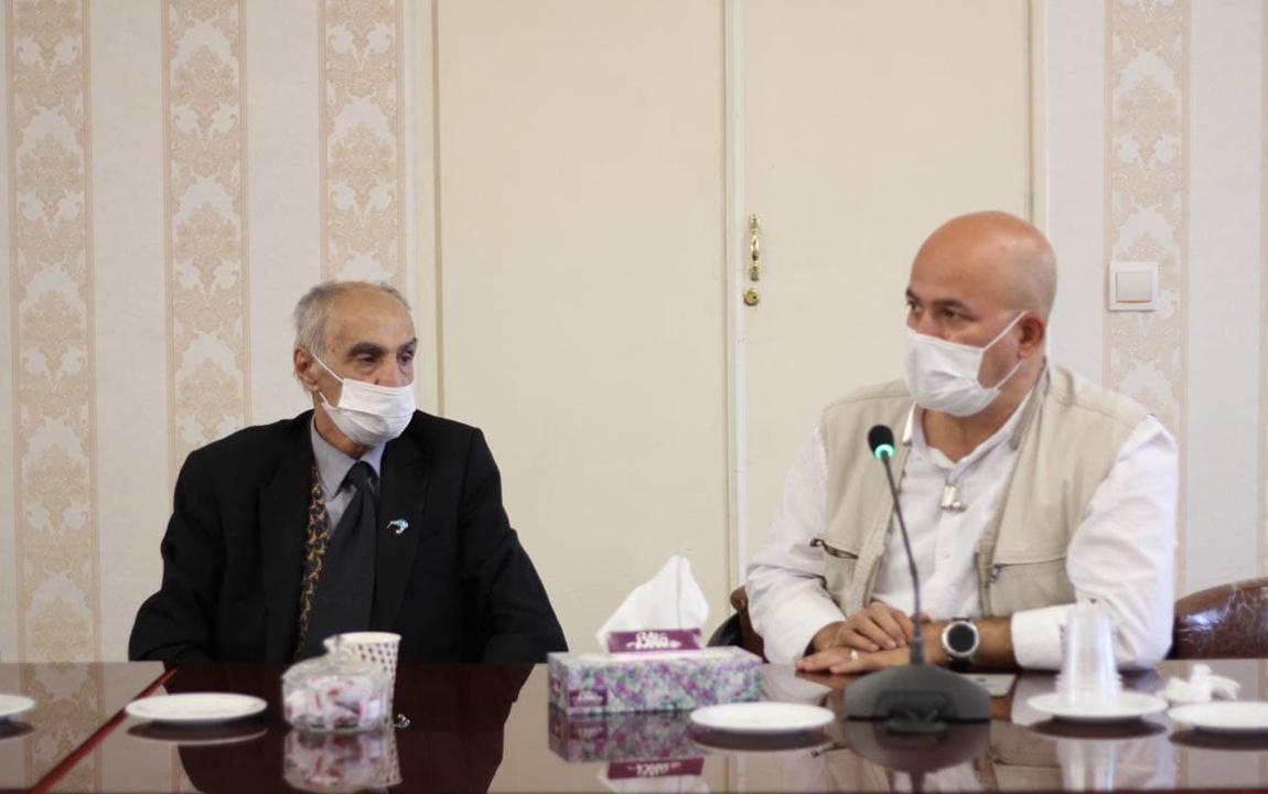 جلسه کمیته فرهنگی، آموزشی و پژوهشی دانشگاه سبز